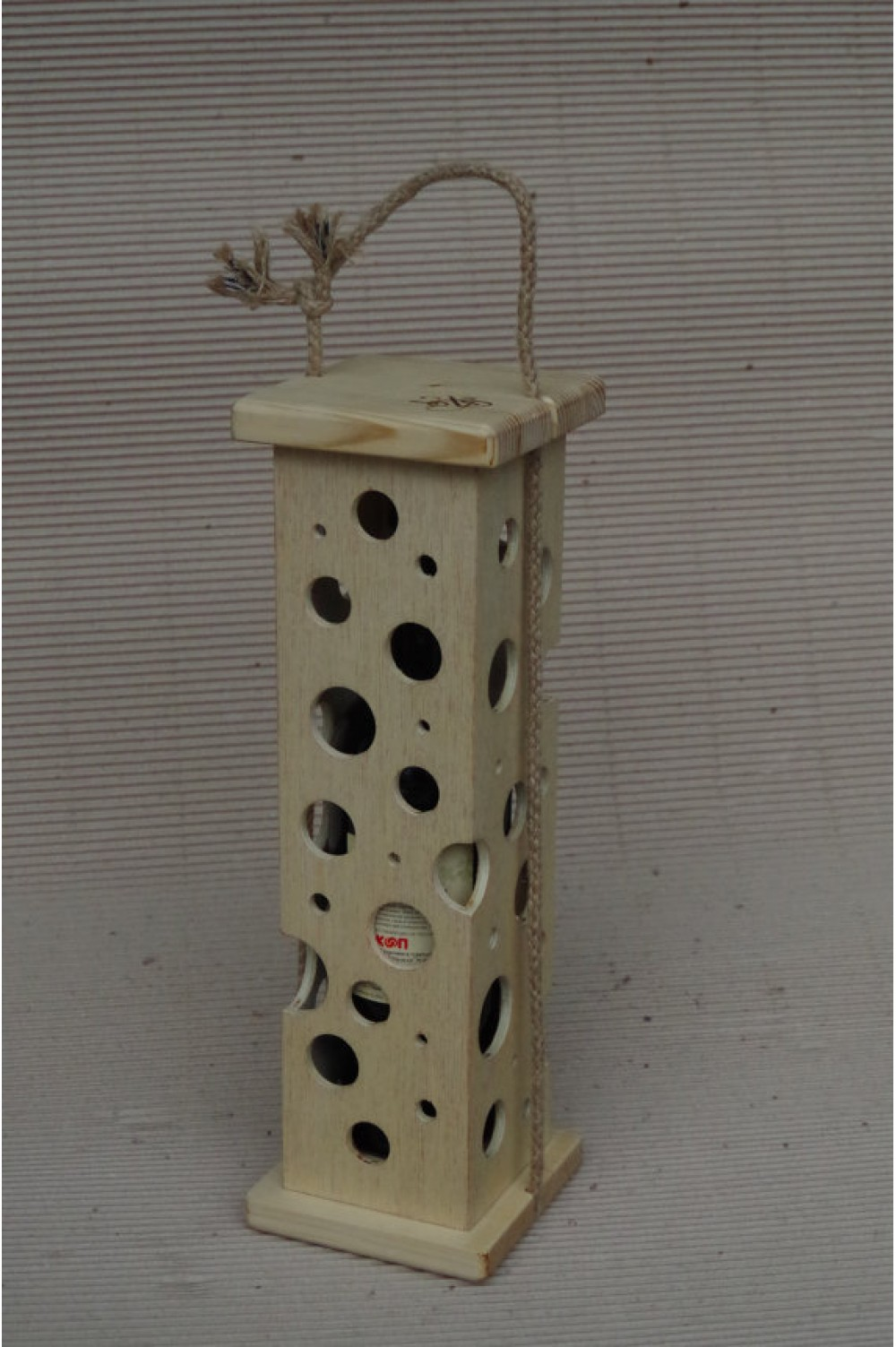 Decorated Wine Rack | Wooden candlestick | Wooden Home Decor | Decorated Lantern