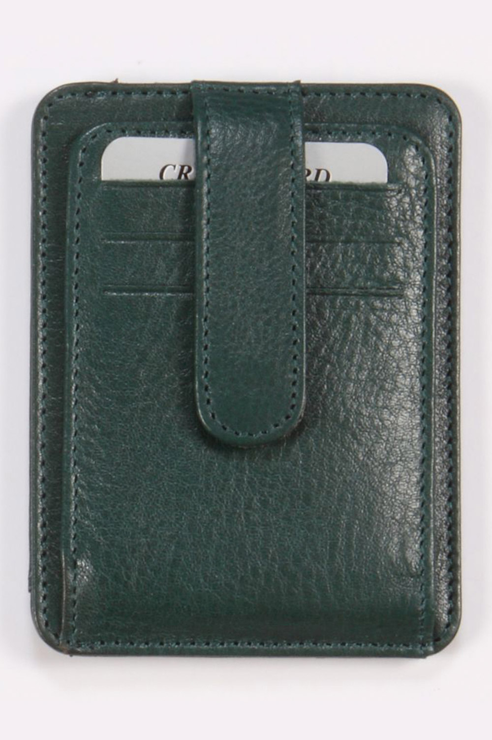 Art Designer Green Leather Case - 201217