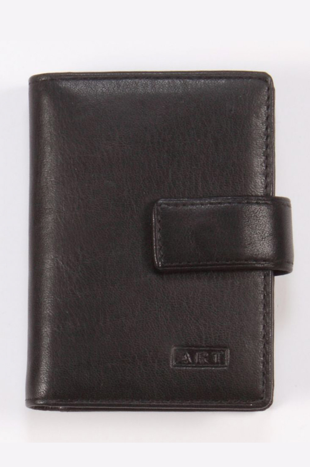 Art Designer Black Leather Case - 418361