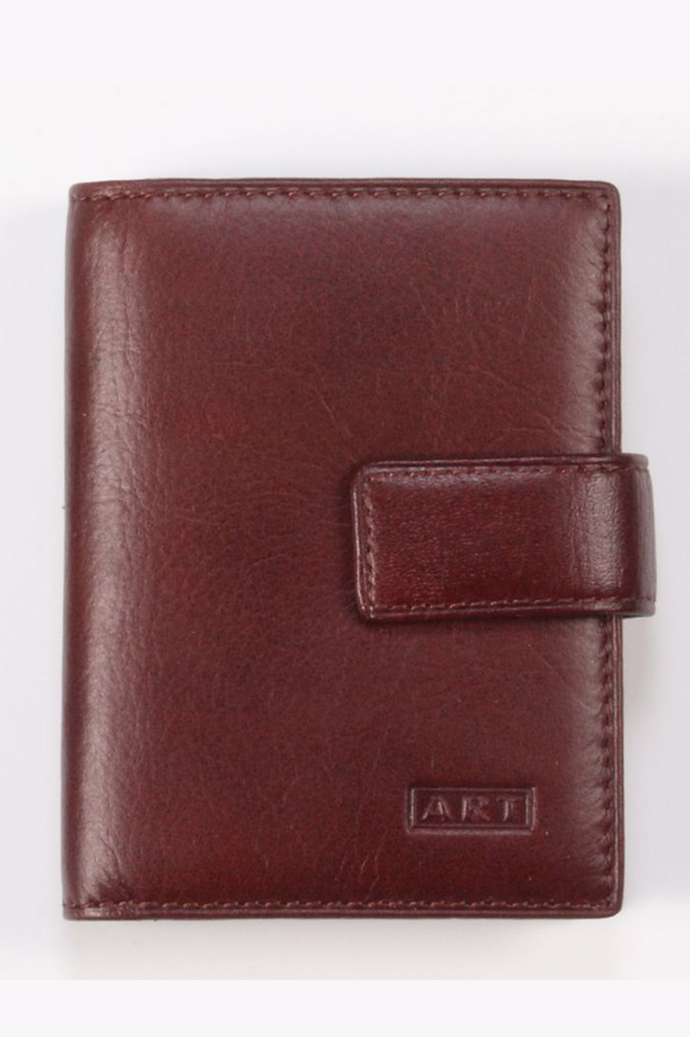 Art Designer Bordeaux Leather Case - 418365