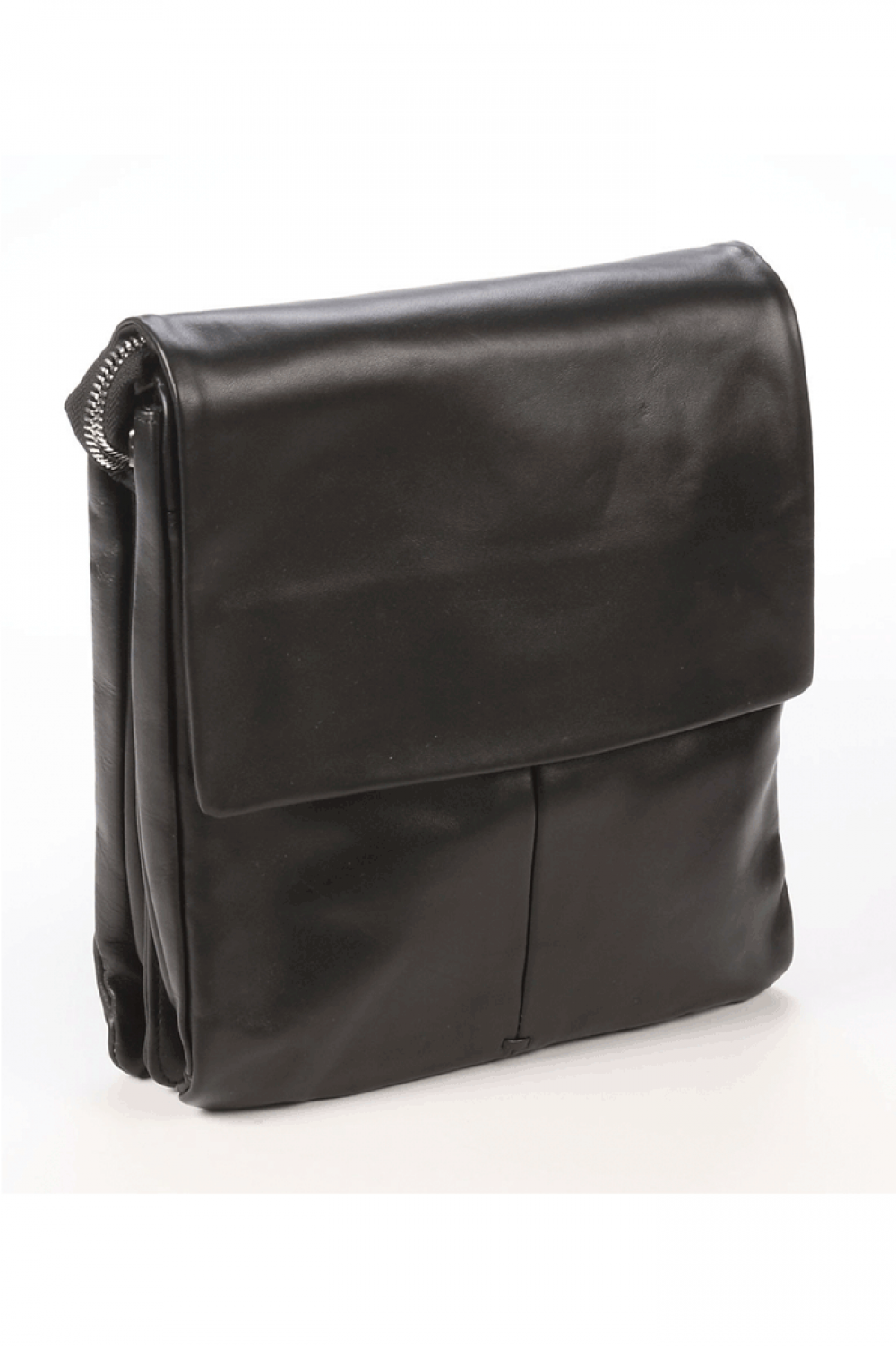 Sport bag from natural leather - 441721