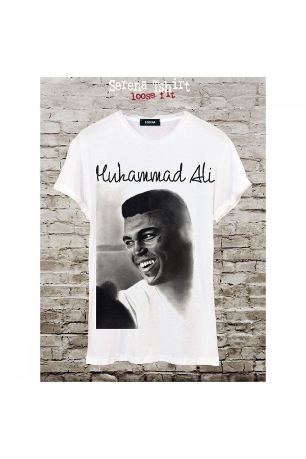 T-shirt Mohamed