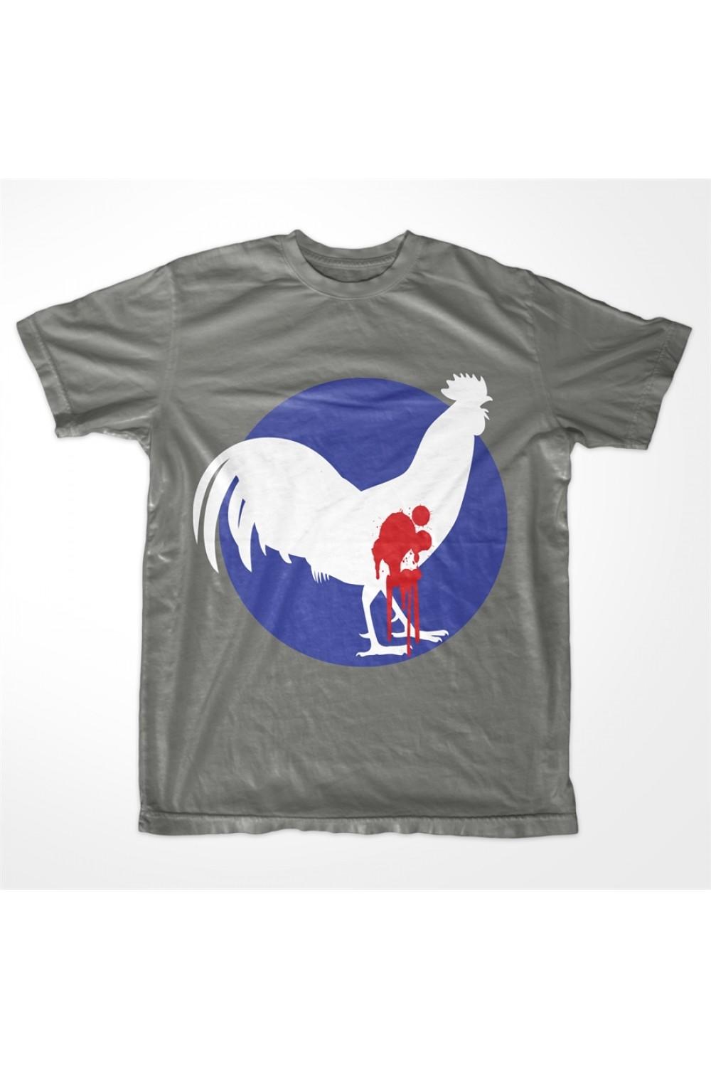Kabox Men Printed T Shirt Trumpet