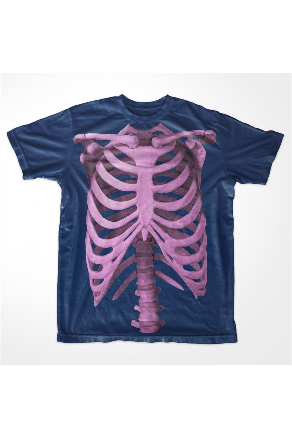 KABOX Men Printed T shirt Skeleton