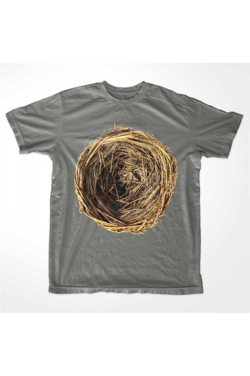 KABOX Men Printed T shirt Nest