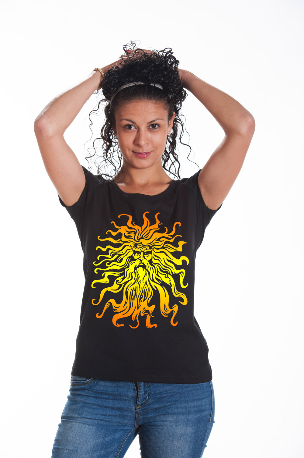 Ogma Printed T shirt | Celtic Tee | Celtic God Tshirt | Unisex Celtic Shirt
