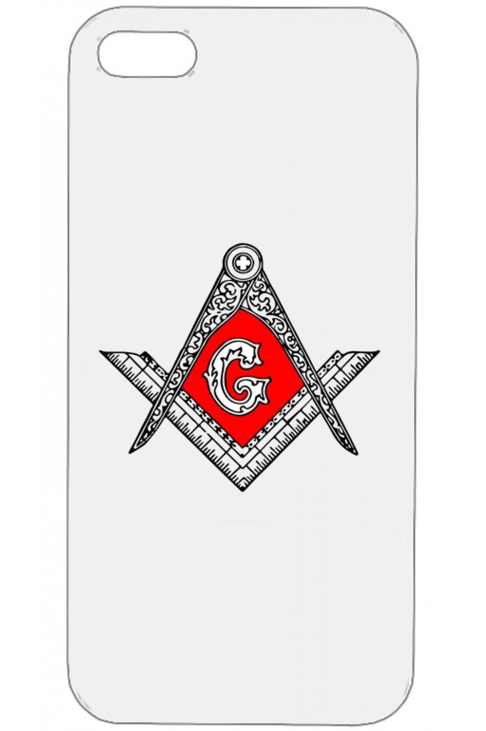 Phone Case - Masonic Symbol 1