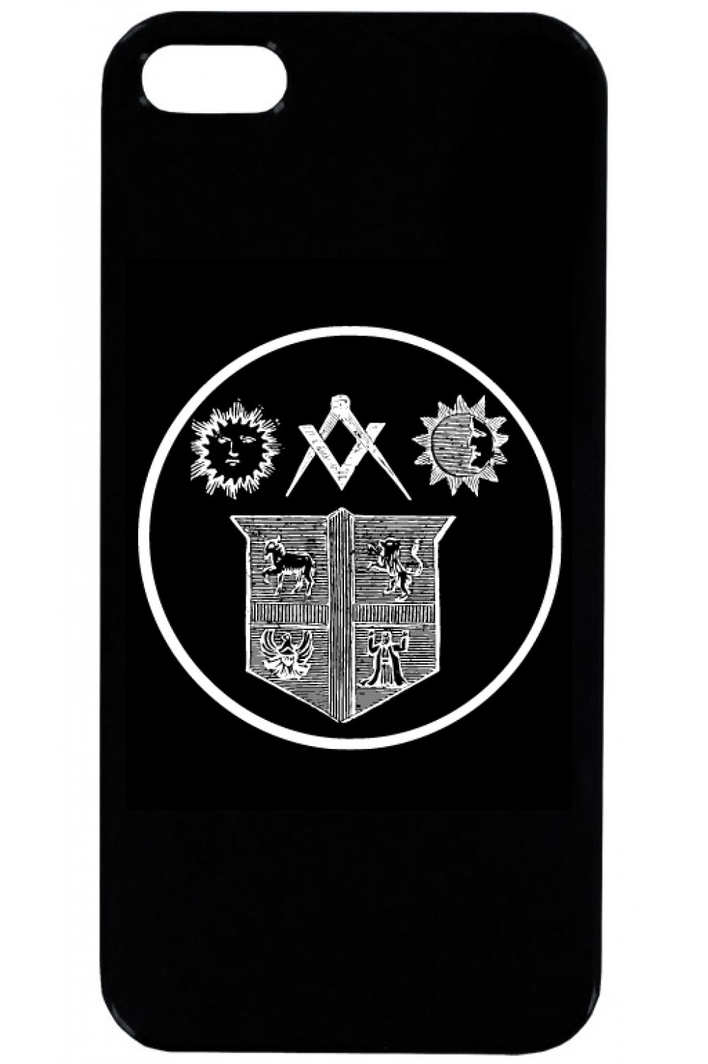 Phone Case - Masonic Symbol 10