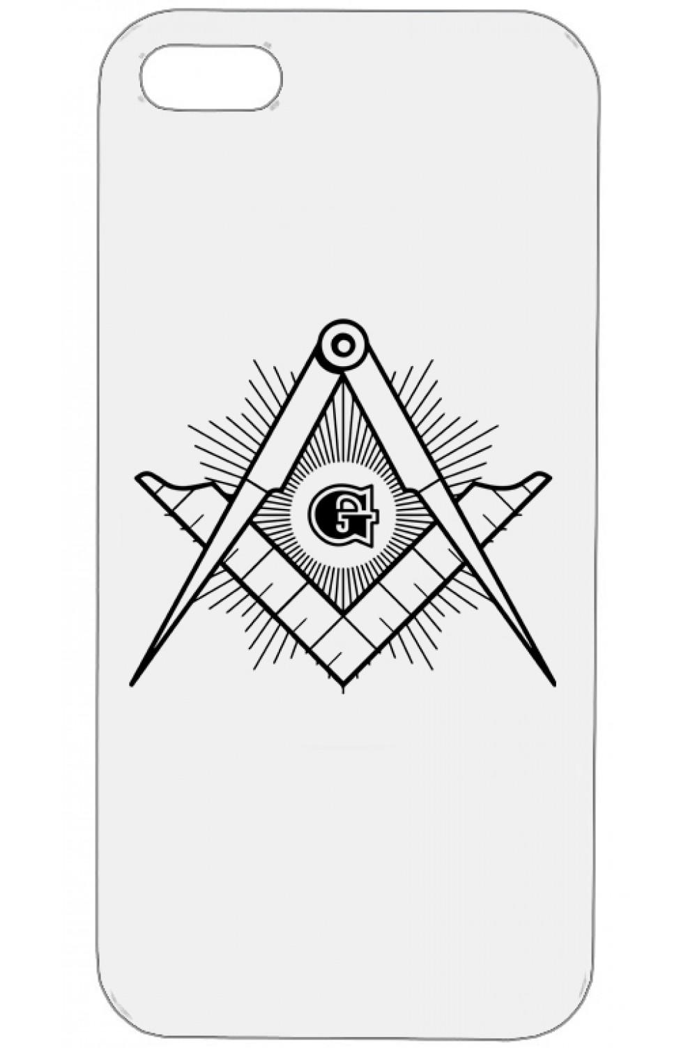Phone Case - Masonic Symbol 8