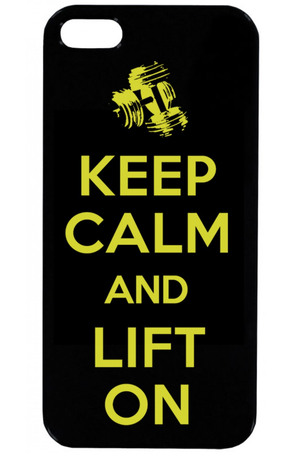 Phone Case - Keep calm and lift on