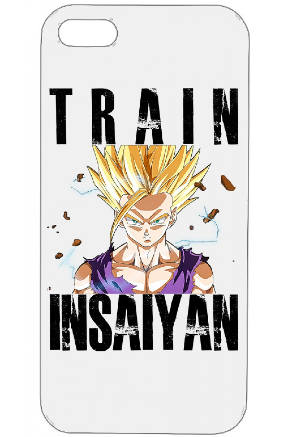 Phone Case - Train Insaiyan 1