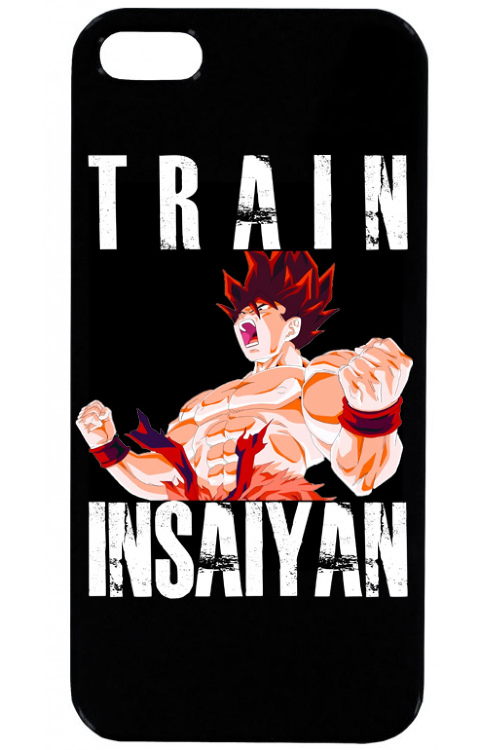 Phone Case - Train Insaiyan 2