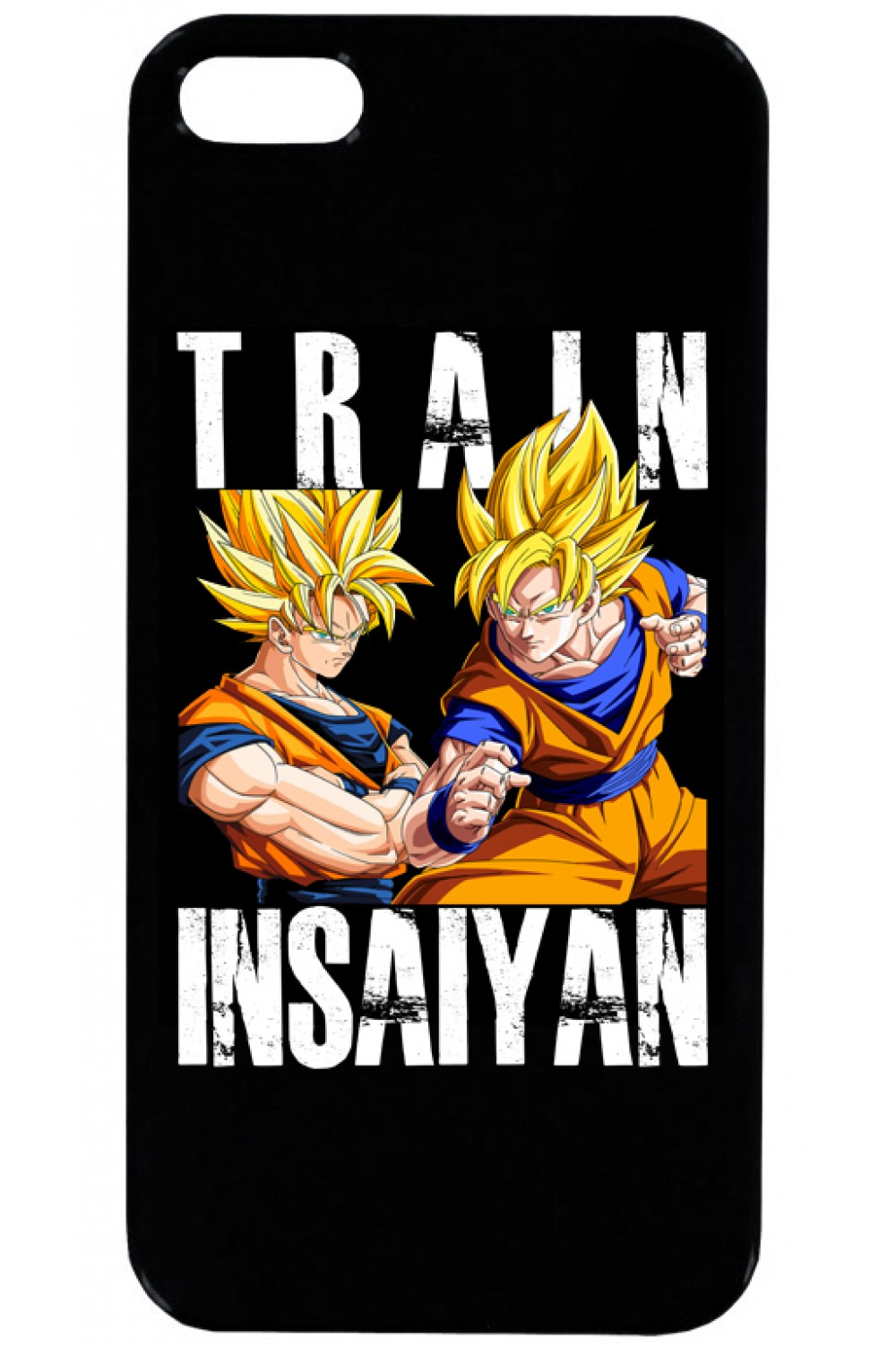 Phone Case - Train Insaiyan 3