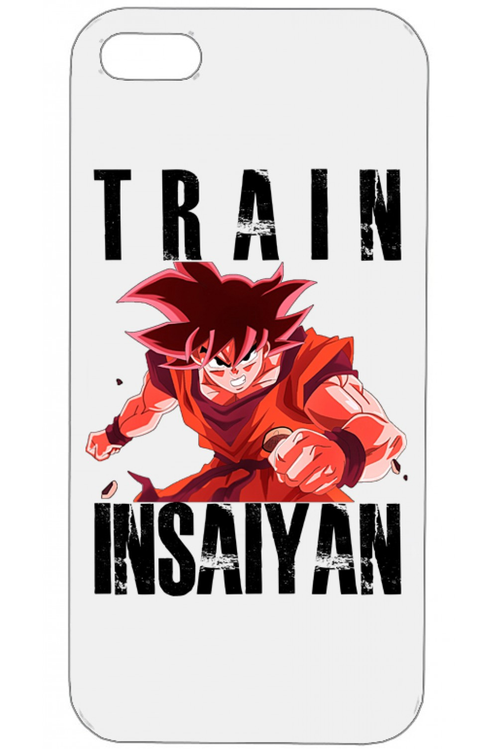 Phone Case - Train Insaiyan 4