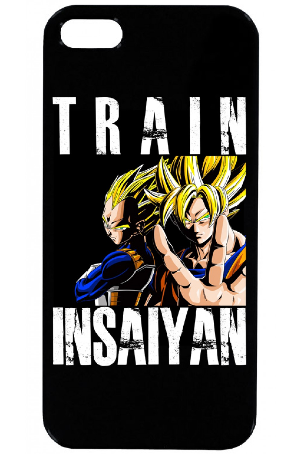 Phone Case - Train Insaiyan 5