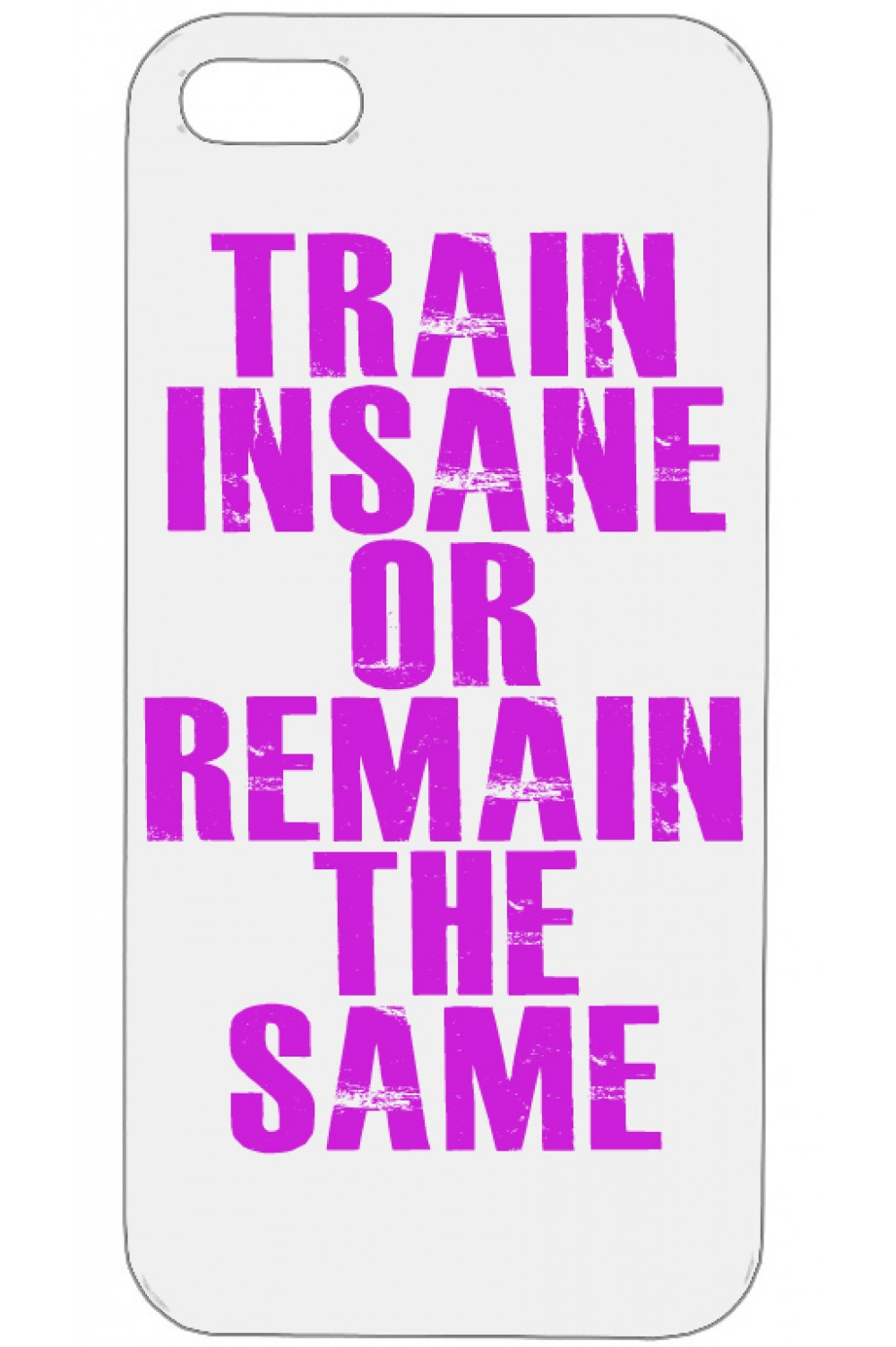 Phone Case - Train Insane