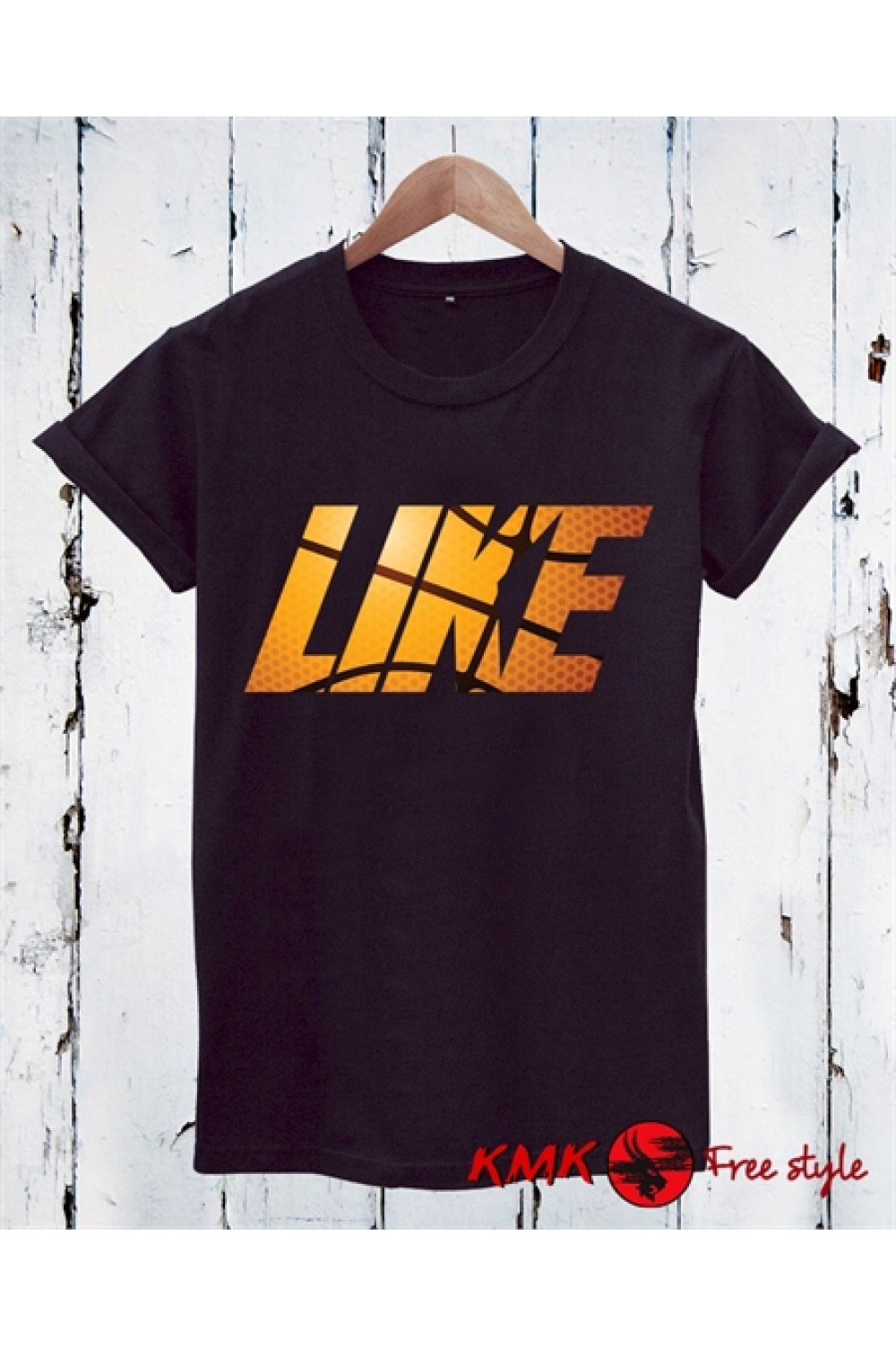 Basketball LIKE Printed T shirt | Basketball Tanktop | Sport Tee | Motivation Shirt