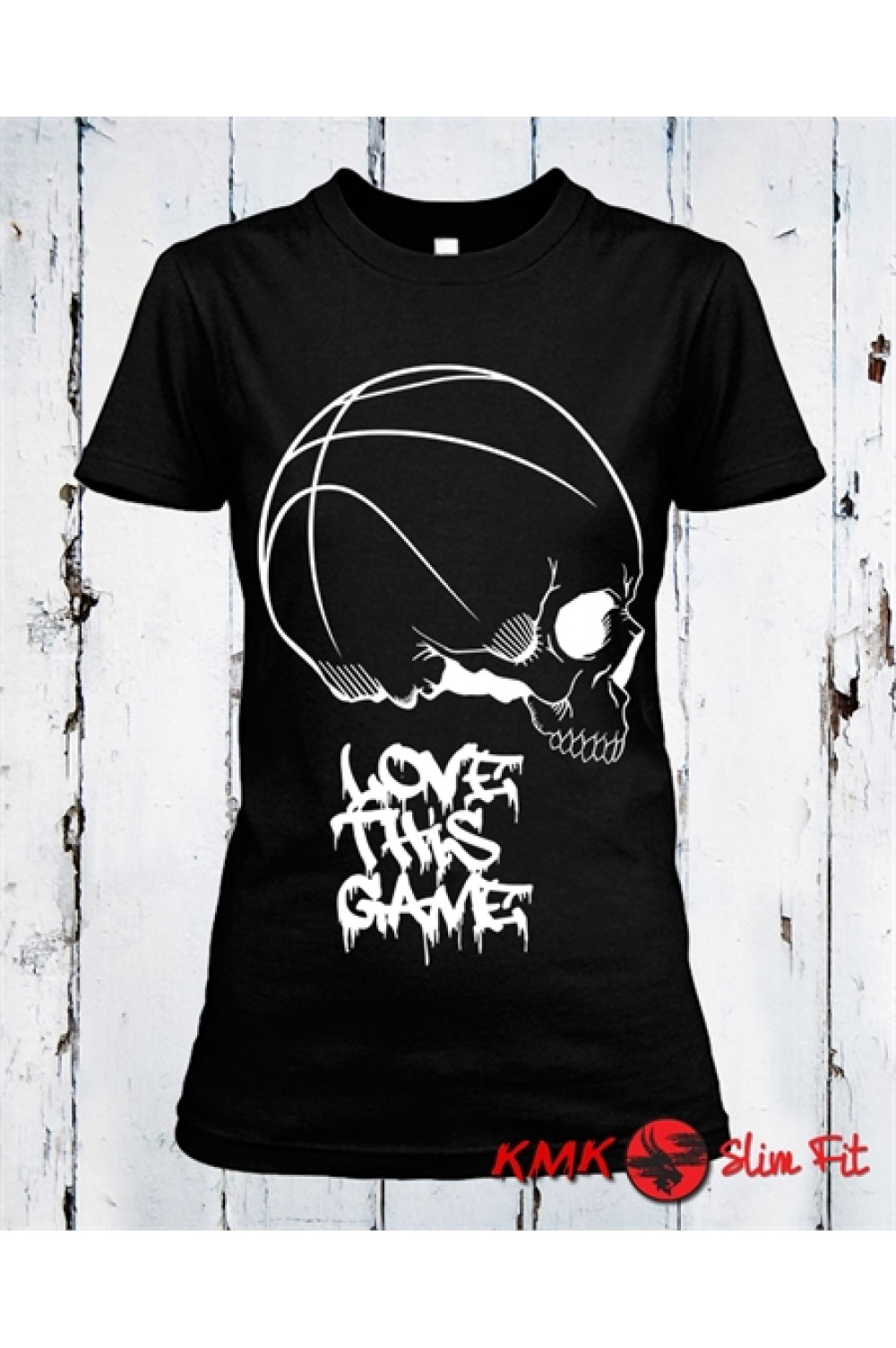 Basketball Skull Printed T shirt | Basketball Tanktop | Sport Tee | Motivation Shirt