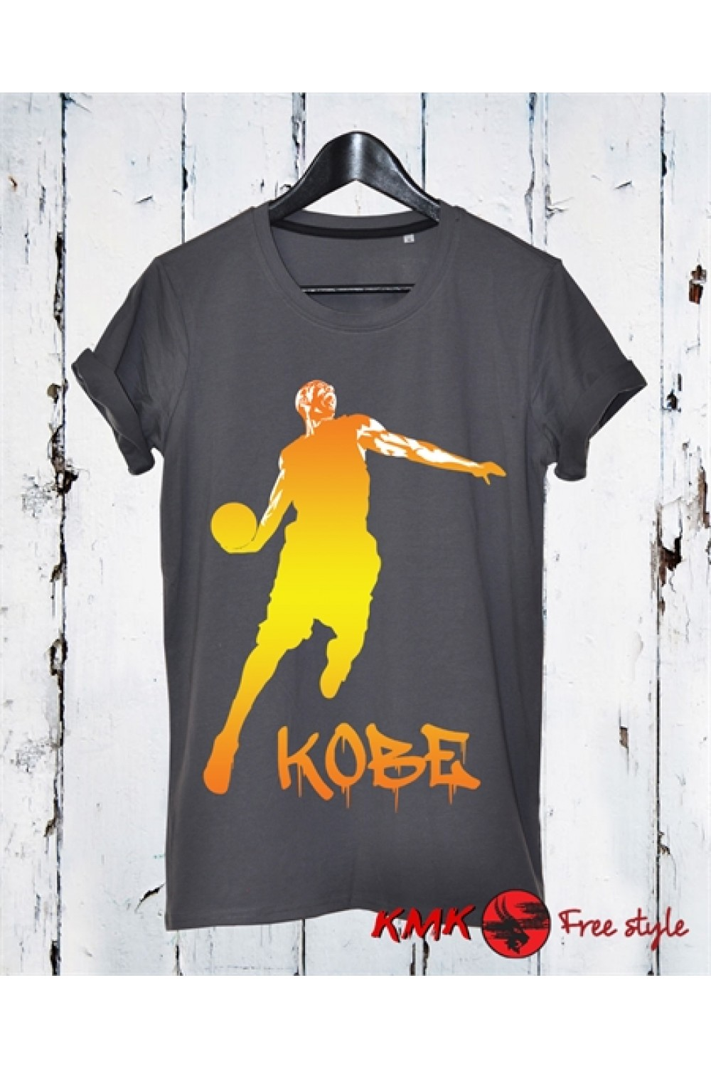 Kobe Printed T shirt | Basketball Tee | Kobe T-shirt | Sports Tee