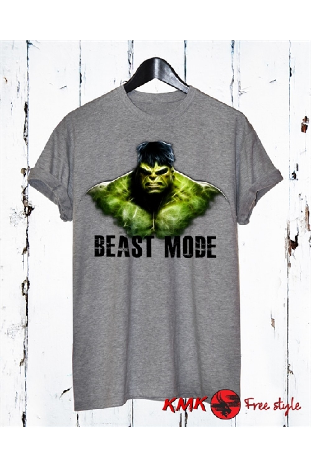 Beast Mode Printed T shirt | Fitness Tanktop | Beast Tee | Long and Short Shirt
