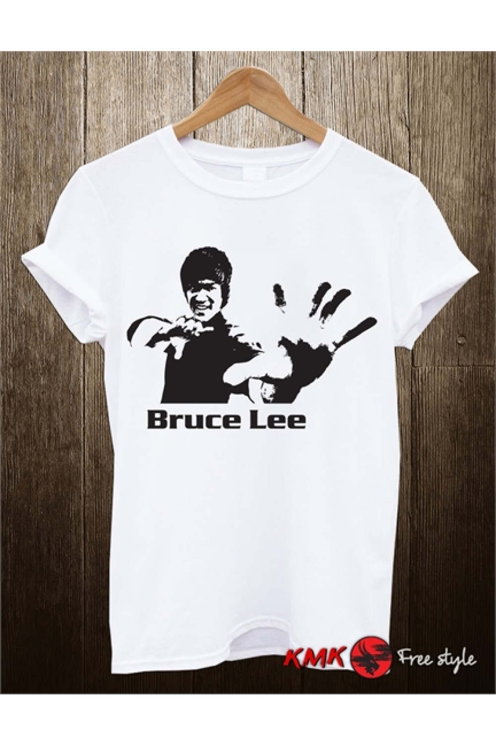 BRUCE LEE 1 Printed T shirt | Bruce Lee Tanktop | Bruce Lee Tee | Motivation Shirt