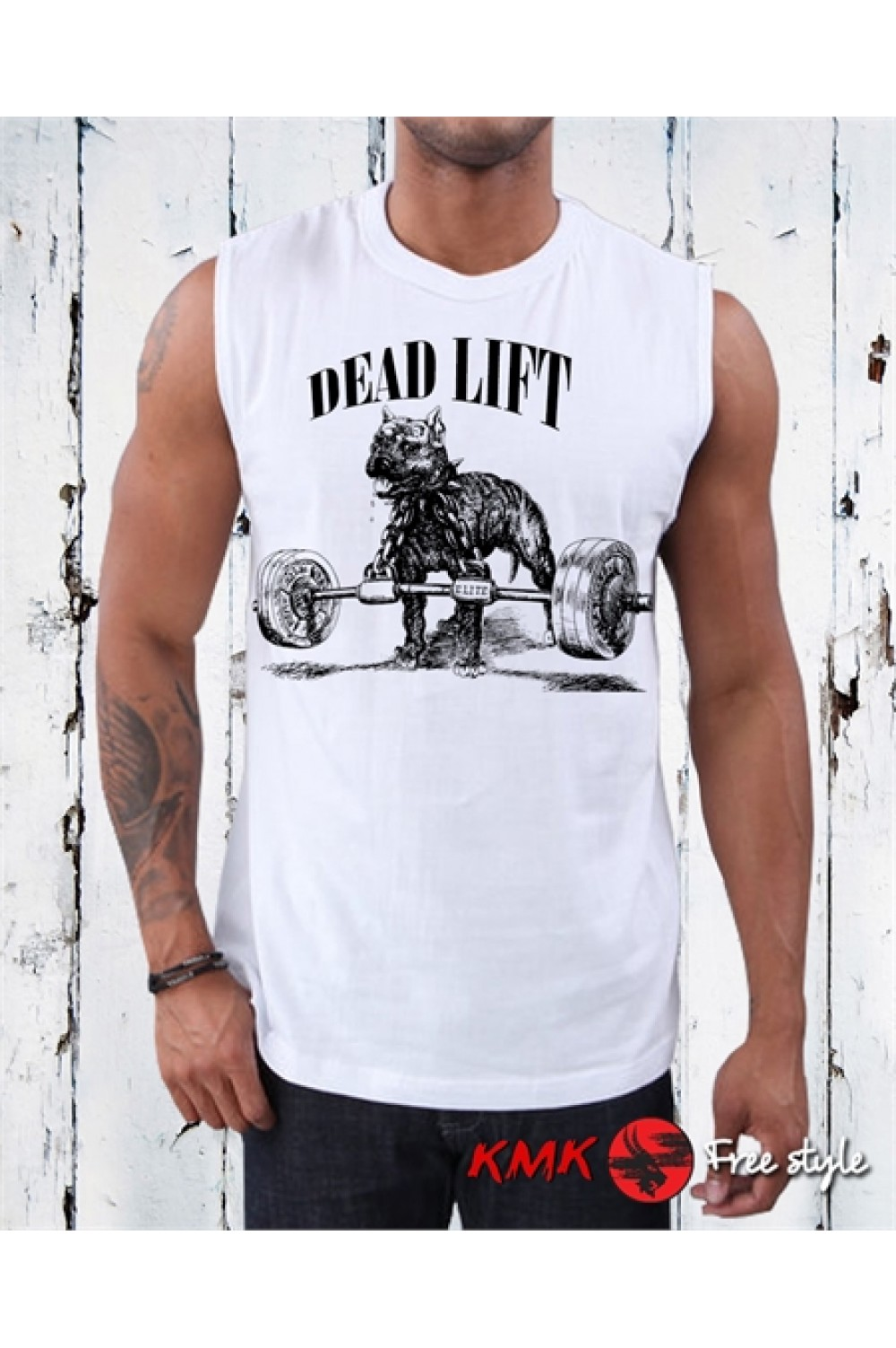 DEAD LIFT Printed T shirt | Training Tanktop | Fitness Tee | Beast Mode Shirt