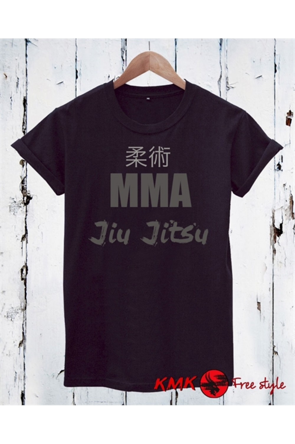 MMA Printed T shirt | Jiu Jitsu Tanktop | Motivation Shirt