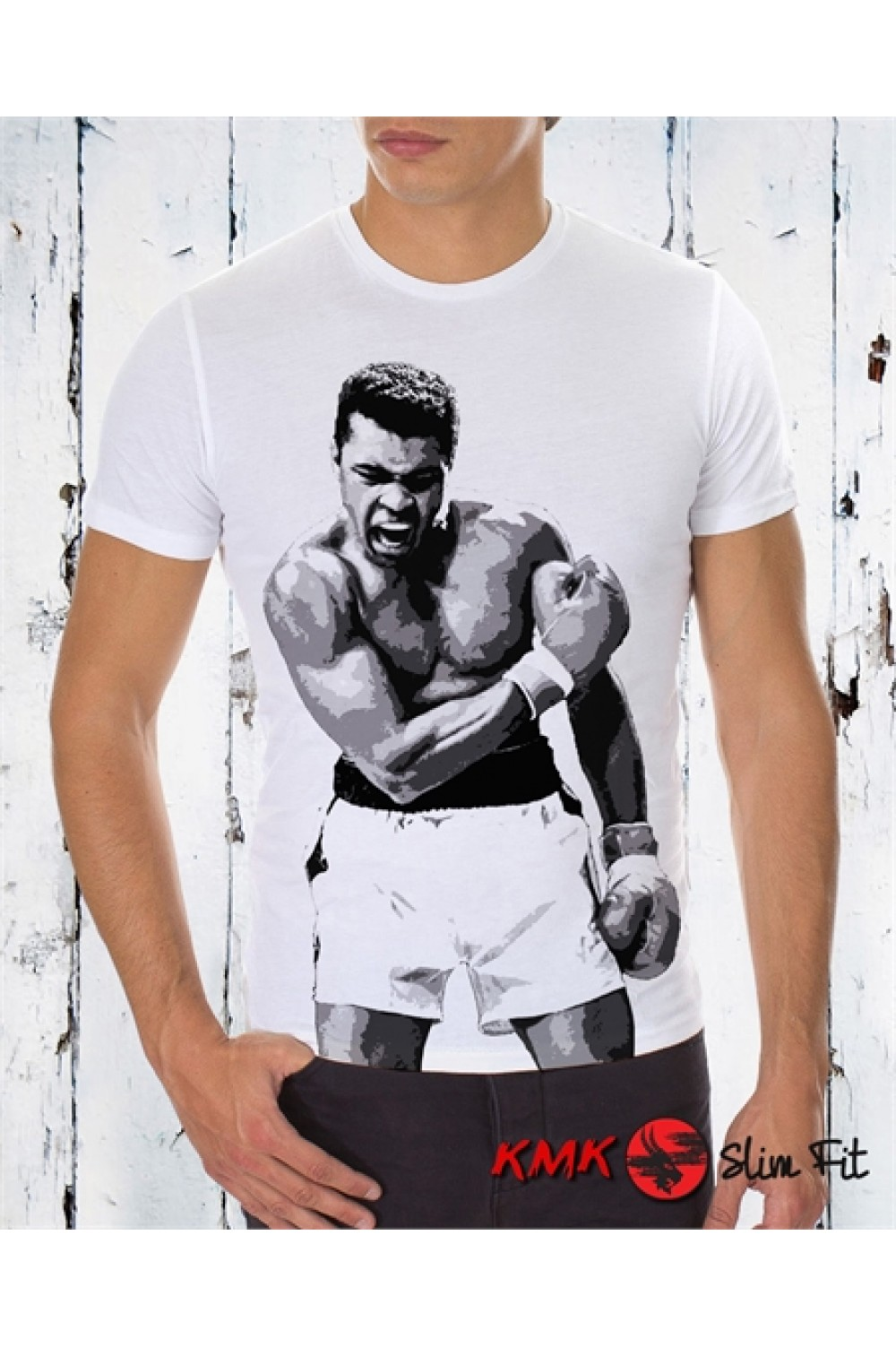 Muhammad Ali Printed T shirt | Boxing Tee | Sport T-shirt | Long and Short Sleeves Shirt