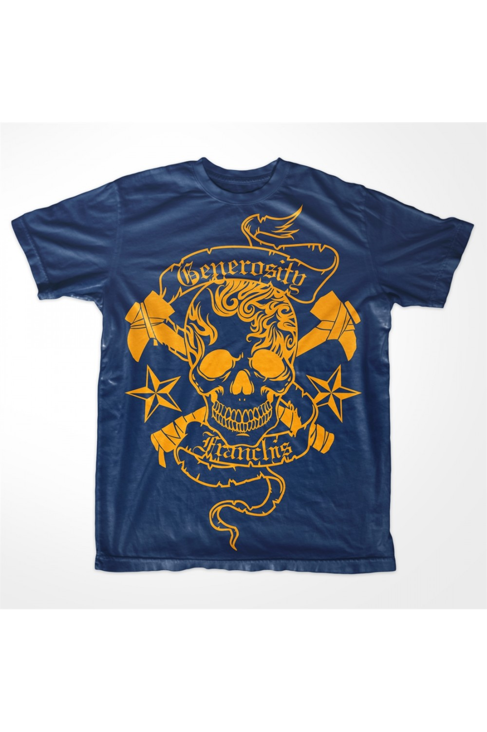 Skulls Men Printed T shirt 0003