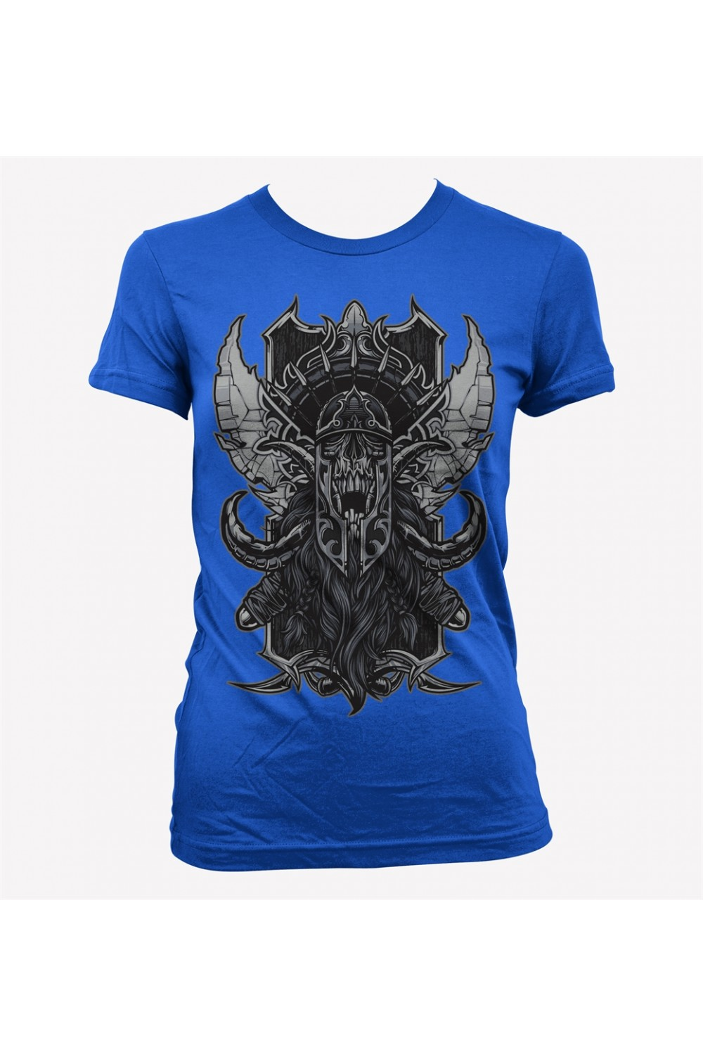 Skulls Women Printed T-shirt 4027